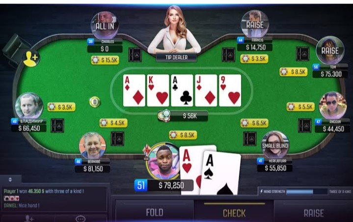 Pemainan judi Poker Online Indonesia
