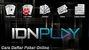 Jenis Permainan Yang Ada Di Situs IDN Poker Online